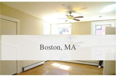 Beautifully renovated 3 bed 1 bath in Boston's North End.
