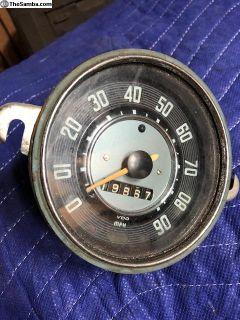 4/63 speedo speedometer REBUILT