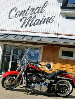2010 Harley-Davidson Deluxe Cruiser Motorcycles Hermon, ME