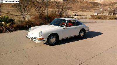1966 SWB Porsche 912