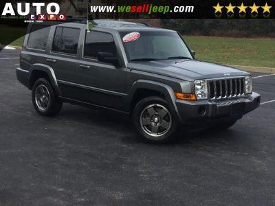 2008 Jeep Commander Sport (Mineral Gray Metallic)