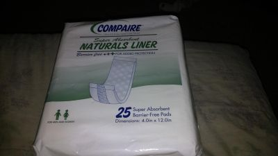 Compaire liners