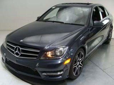 2013 Mercedes-Benz C-Class C300 Sport 4MATIC (Steel Grey)