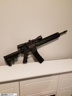For Sale: AR15 + Scope