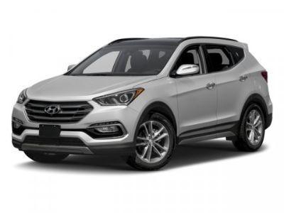 2017 Hyundai Santa Fe Sport 2.0T (Twilight Black)