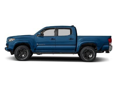 2018 Toyota Tacoma SR5 (Blazing Blue Pearl)
