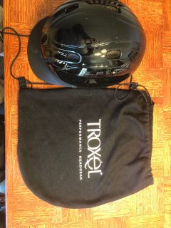 Troxel Spirit Riding Helmet, size large