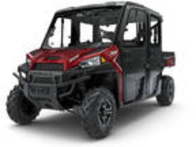 2018 Polaris Ranger Crew XP 1000 EPS Northstar Edition