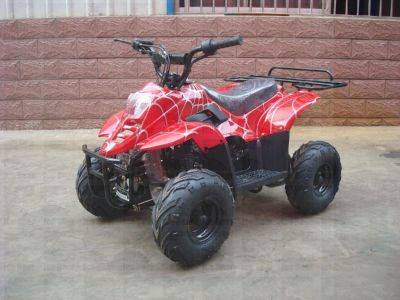 ATV (PAH110-2) Spider Red