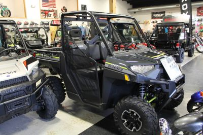 2019 Polaris Ranger XP 1000 EPS Premium Side x Side Utility Vehicles Adams, MA