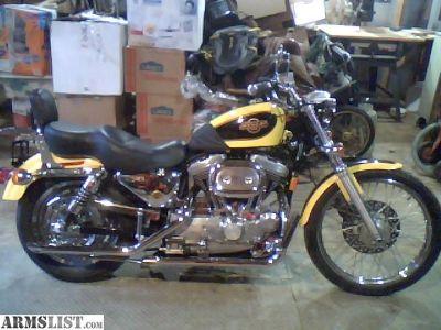 For Sale/Trade: Harley Davidson