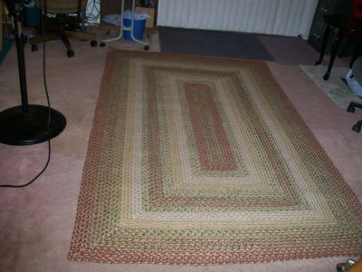 (2) EXTRA LARGE AREA RUGS (NEW!)