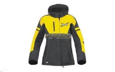 Find SKI-DOO LADIES X-TEAM JACKET -YELLOW motorcycle in Sauk Centre, Minnesota, United States, for US $149.99