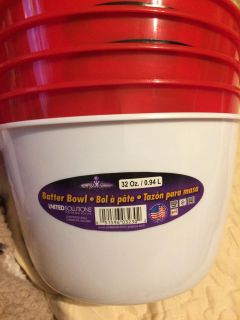 New. Mixing bowl 32oz have 5
