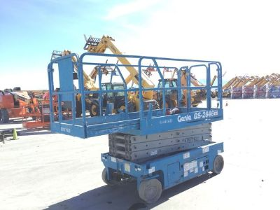 2008 Genie GS-2646 Electric Scissor Lift