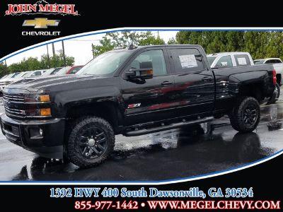 2018 Chevrolet Silverado 2500 LT (Black)