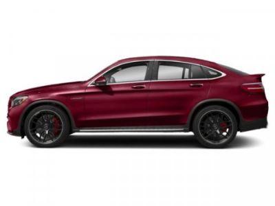 2019 Mercedes-Benz GLC AMG GLC 63 S (designo Cardinal Red Metallic)