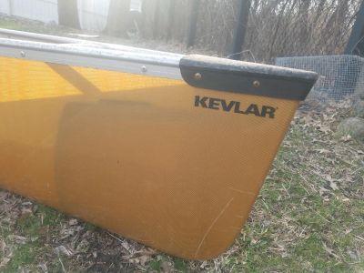 Wenonah Kevlar Canoe