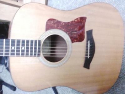 $450 OBO Taylor 110 acoustic-electric guitar