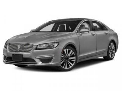 2019 Lincoln MKZ (Magnetic Gray Metallic)