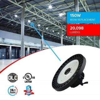 Buy  LED UFO High Bay for Warehouses, Gyms & Other