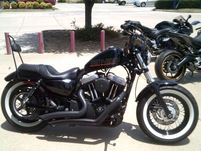 2013 Harley-Davidson Sportster Forty-Eight Sport Motorcycles Burleson, TX