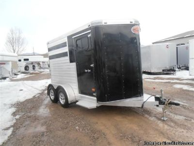 2014 Sundowner SUPER SPORT 2 Horse trailer