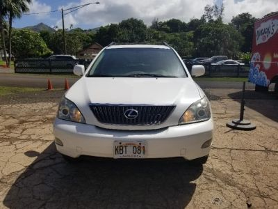 2005 Lexus RX 330 Base (White)