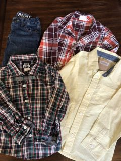 Boys Lot - Perfect for Thanksgiving, Christmas and Spring pics!