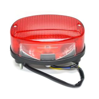 Find YAMAHA OEM TAILLIGHT ASSEMBLY 01 RAPTOR 660 04-13 RAPTOR 350 5LP-84700-00 motorcycle in Lanesboro, Massachusetts, United States, for US $44.99