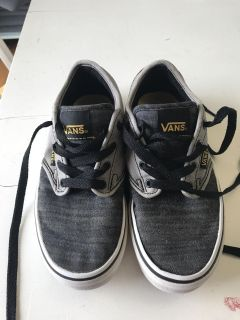 Youth size 2 vans