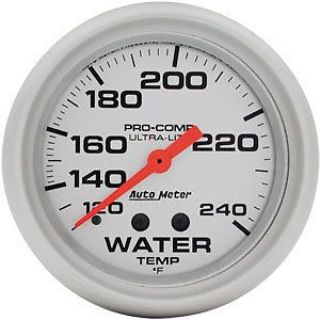 Sell AutoMeter 4432 Ultra-Lite Water Temperature Gauge motorcycle in Suitland, Maryland, United States, for US $124.90