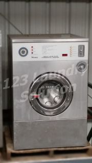 Coin Operated IPSO Front Load Washer Triple Load PLUS Coin Op Stainless Steel