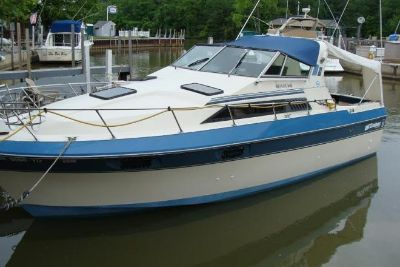 1984 Cruisers Sea Devil 291