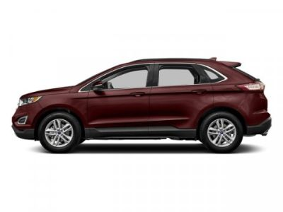 2018 Ford Edge Titanium (Burgundy Velvet Metallic Tinted Clearcoa)