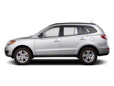 2012 Hyundai Santa Fe GLS (Moonstone Silver)
