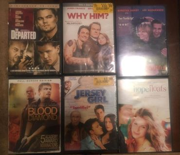 Selection of Fourteen Movies