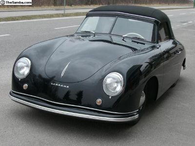 [WTB] Wanted! Looking for Porsche SPLIT Cabriolet 50-52