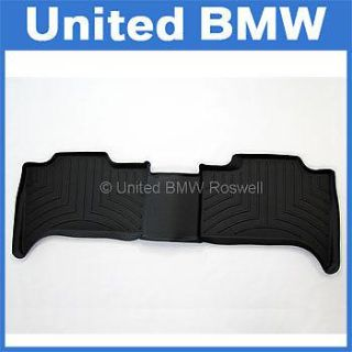 Sell BMW All Weather Rear Floor Liner Mats X5 (2000-2006) - Black motorcycle in Roswell, Georgia, US, for US $65.00