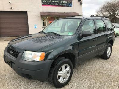 2003 Ford ESCAPE XLS