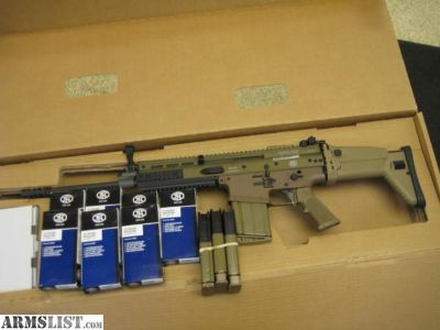 For Sale: FN Scar with 11 mags