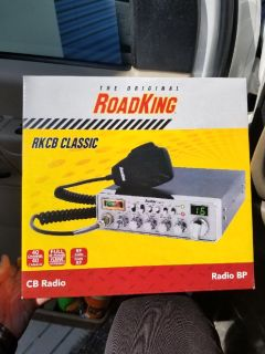Roadking RKCB Classic cb radio.- new.