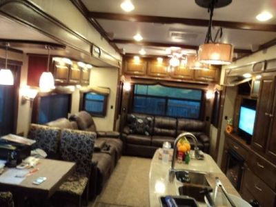 Fifth Wheel Heartland Big Country
