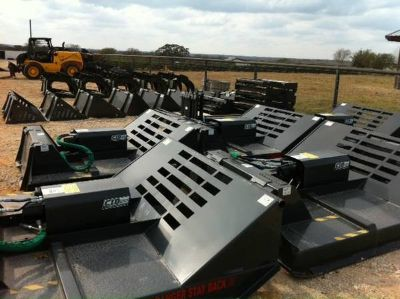 Assorted AttachmentsImplements Skid Steers For Sale Starting at