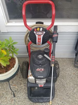 Honda Simpson Gas powered Pressure Washer