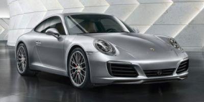 2019 Porsche 911 Carrera S (White)