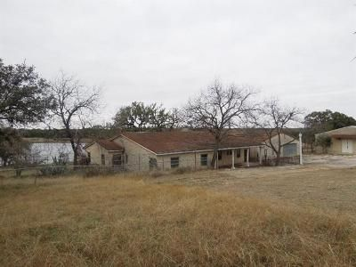 4 Bed 3 Bath Foreclosure Property in Liberty Hill, TX 78642 - County Road 287