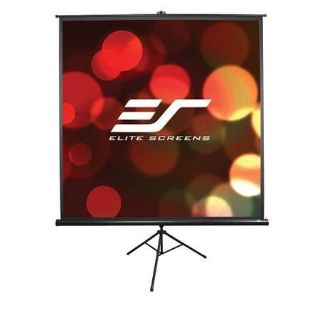"Elite Screens Tripod Series 50"" Portable Projection Screen - Damaged"