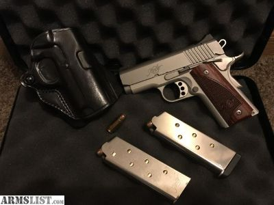 For Sale/Trade: NEW IN BOX KIMBER S/S ULTRA CARRY II