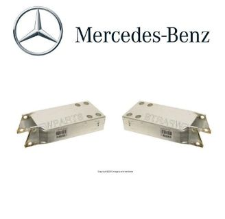 Find Mercedes W205 C300 Set Pair of Left and Right Bumper Support Consoles Genuine motorcycle in Nashville, Tennessee, United States, for US $319.95